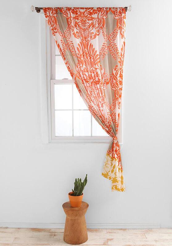 Zavese za male prozore