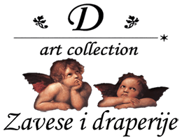 Zavese D-art Collection by Madara doo